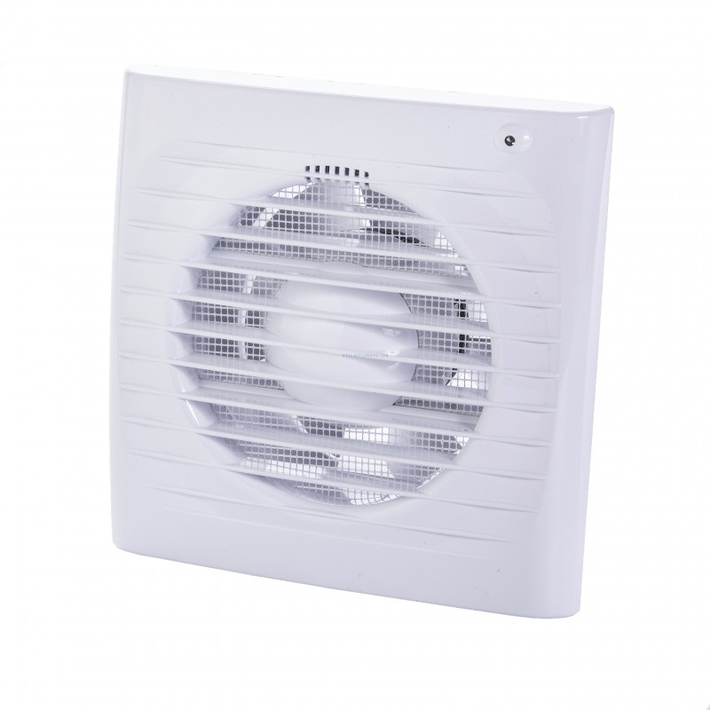Lichtsensor Badlüfter Lüfter Bad Ventilator Küche Wandlüfter Ablüfter Nachlauf