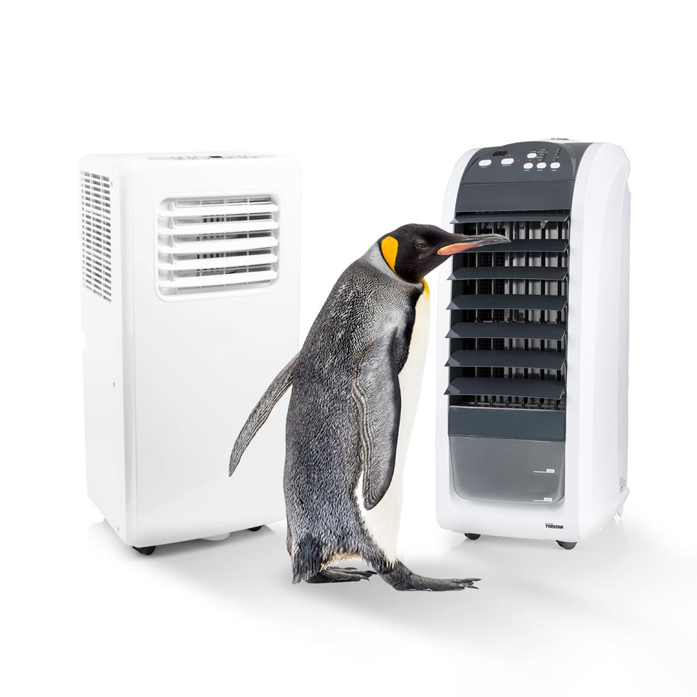 Mobile Klimaanlagen und Luftkühler