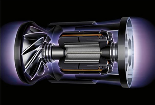 Silnik cyfrowy Dyson V10