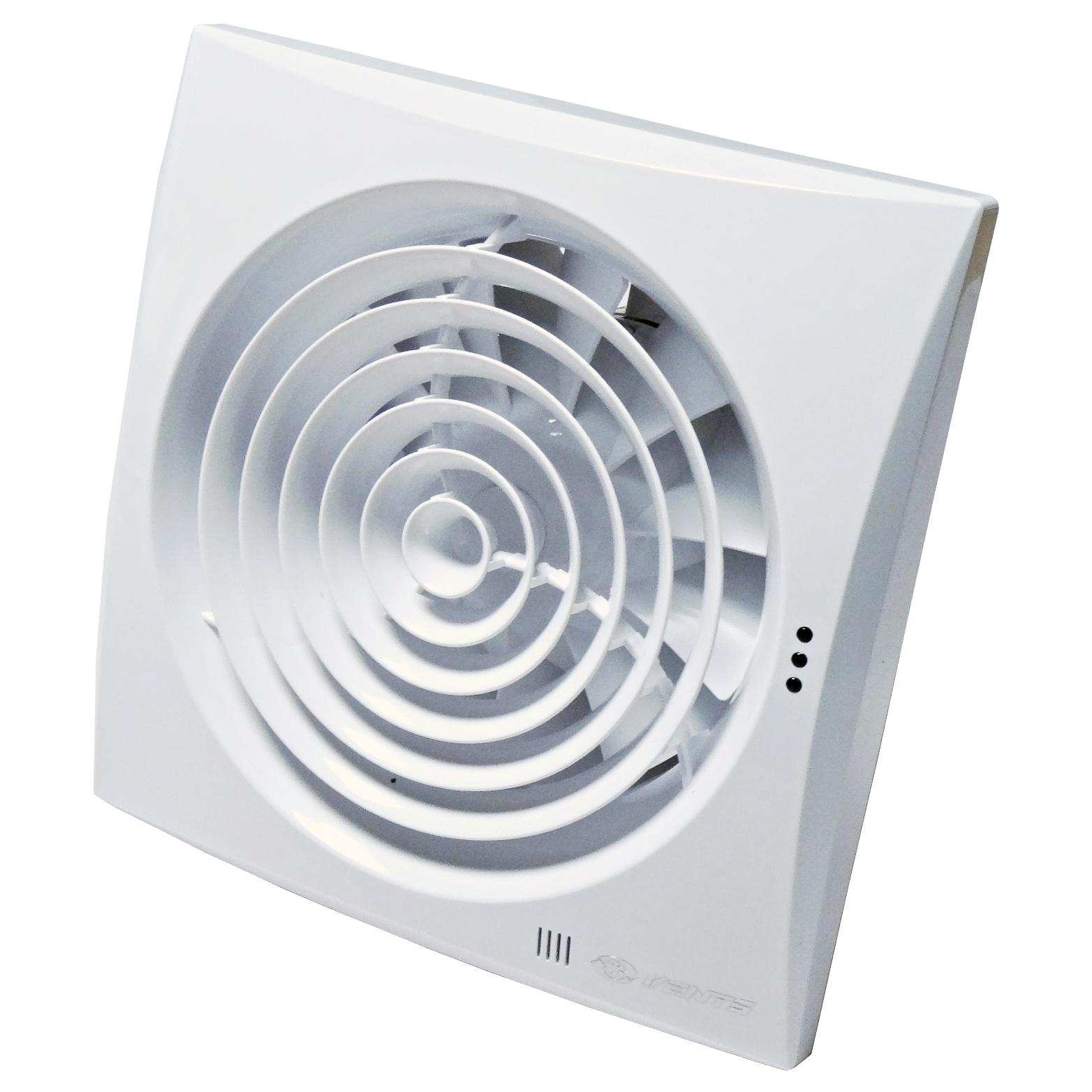 Leiser Ventilator Mit Zeitnachlauf Ruckschlagklappe O 150 Mm Iventilatoren De